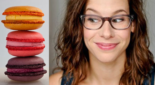 Megan and Macarons!
