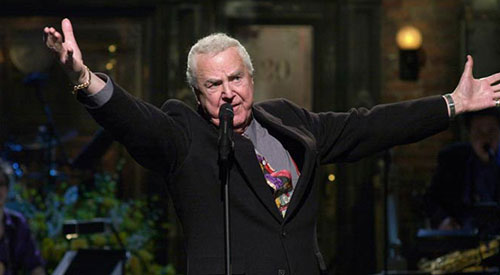 Getty Images photo of Don Pardo.