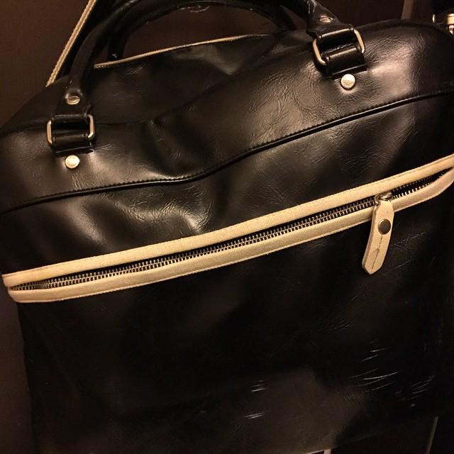 Travel Bag is not impressed. #travelbag #feelings
