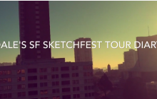 Dale's SF Sketchfest Diary 1