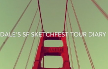 Dale's SF Sketchfest Diary 3