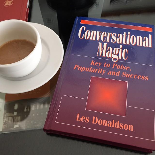 I'll be using this on the plane! Where Ya headed?! #magic #books #talking #interview #skillz #plane #bye #SF