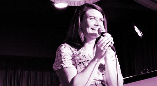 Writer Shauna McGarry
